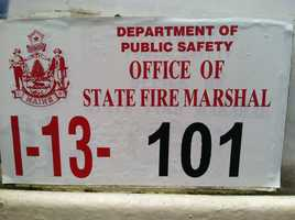 The state requires that all amusement park rides be inspected by the state fire Marshal's office once per year.