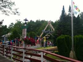 Funtown Splashtown, USA, in Saco said it inspects its rides on a daily basis.