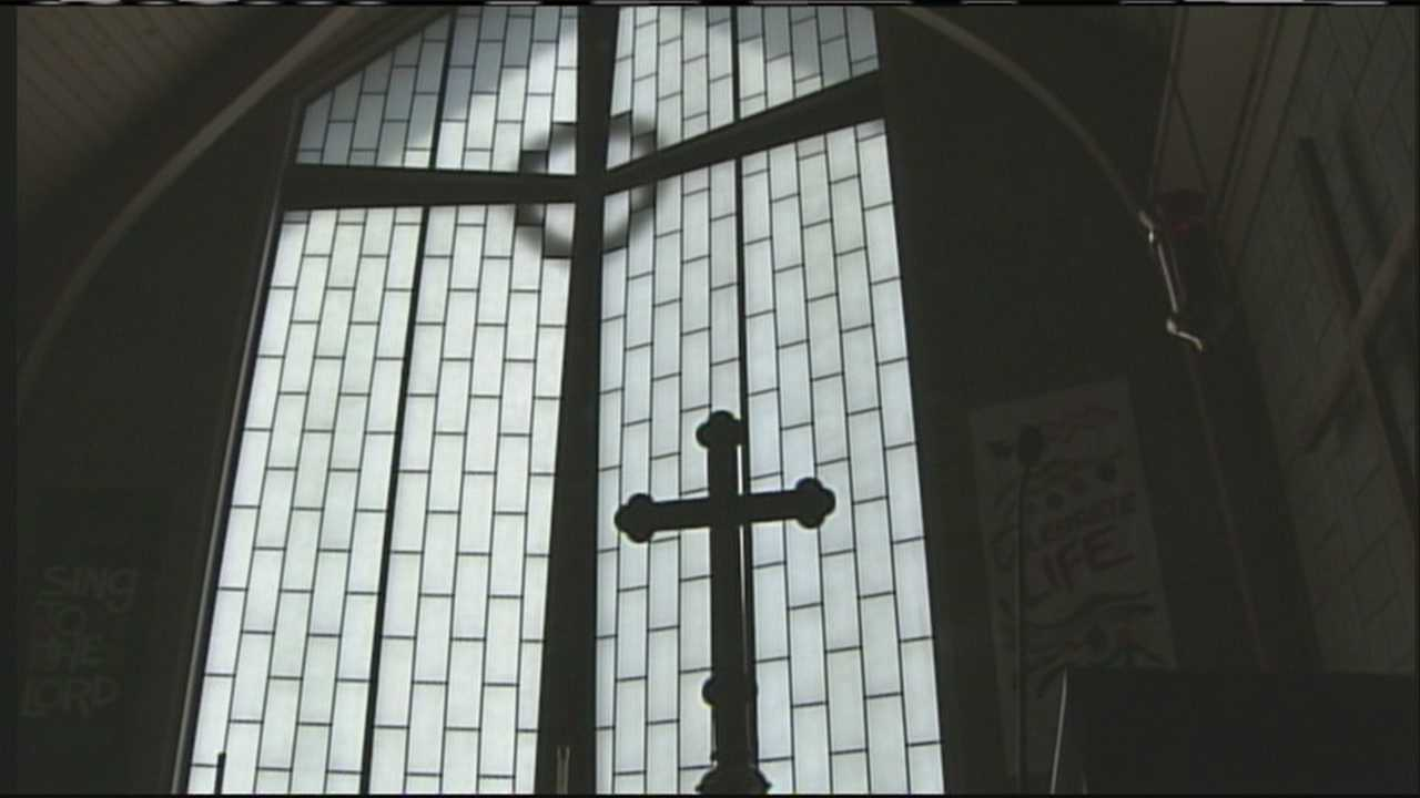 Local reaction to Pope Francis' comment about gay priests