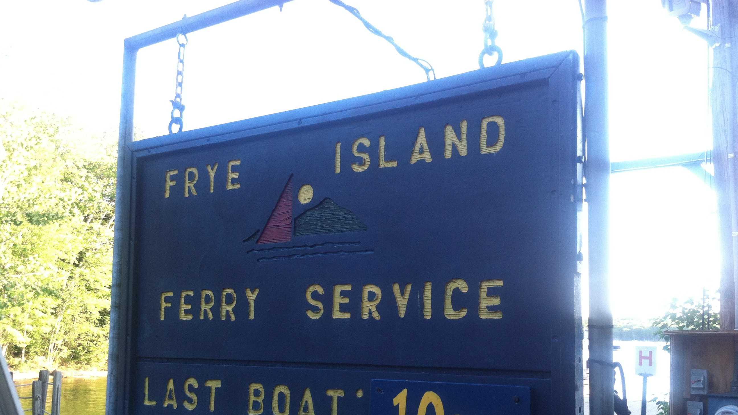 Frye Island 4