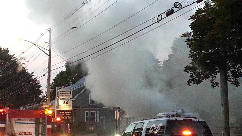 Augusta fire