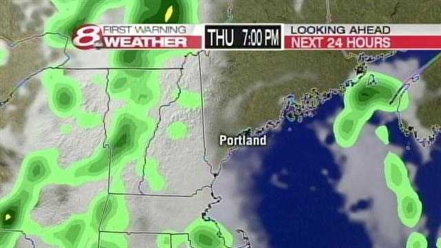 Know when severe weather is going to strike. Click here to sign up for weather alerts from WMTW.com