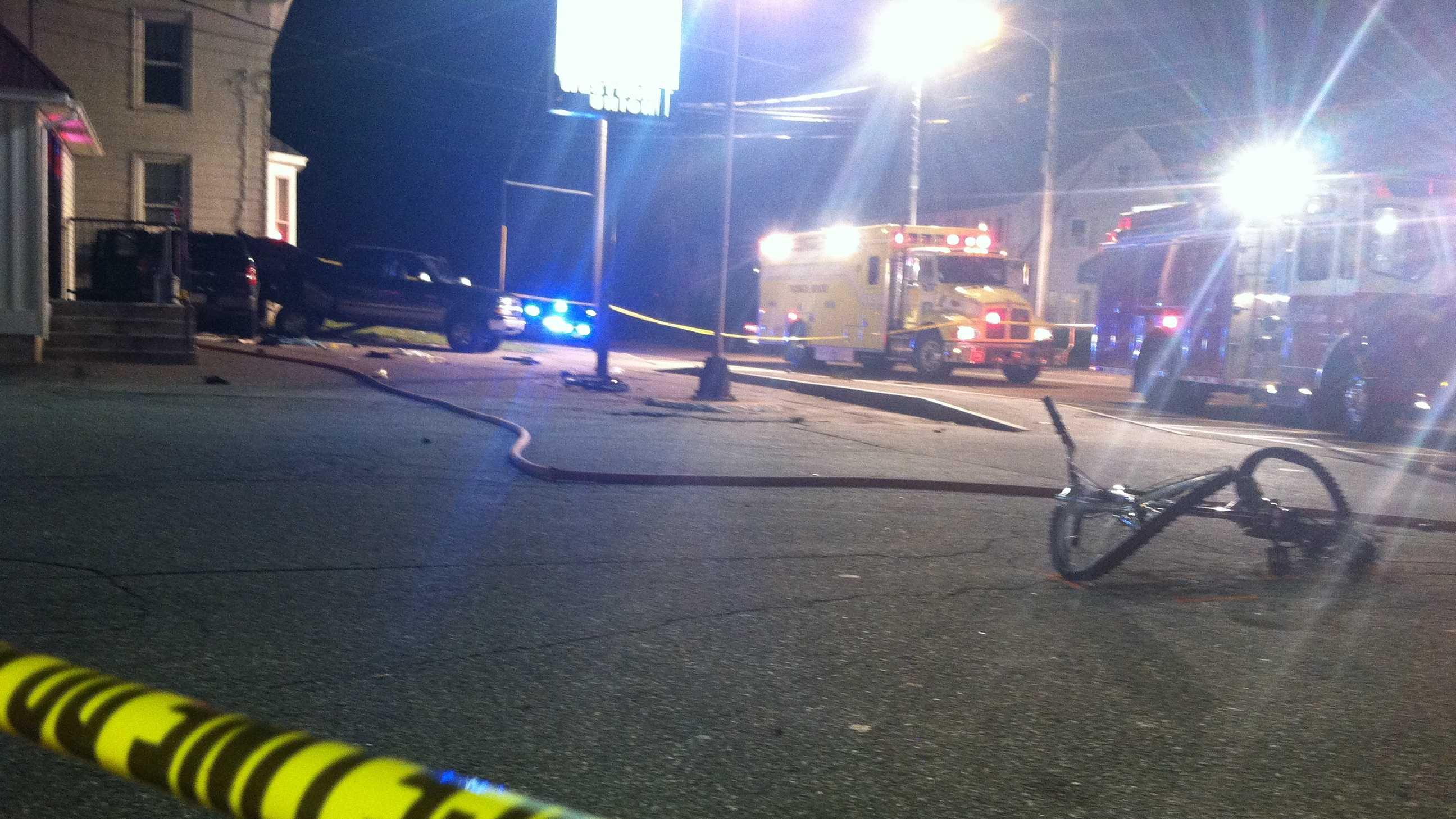 Biddeford crash