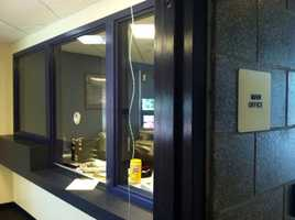 Students and faculty will have ID passes that will electronically swipe to gain entrance to the facilities.