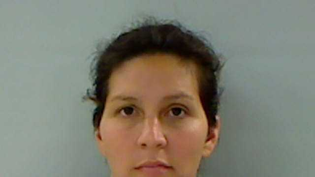 Bethmarie Retamozzo is charged with criminal restraint by a parent