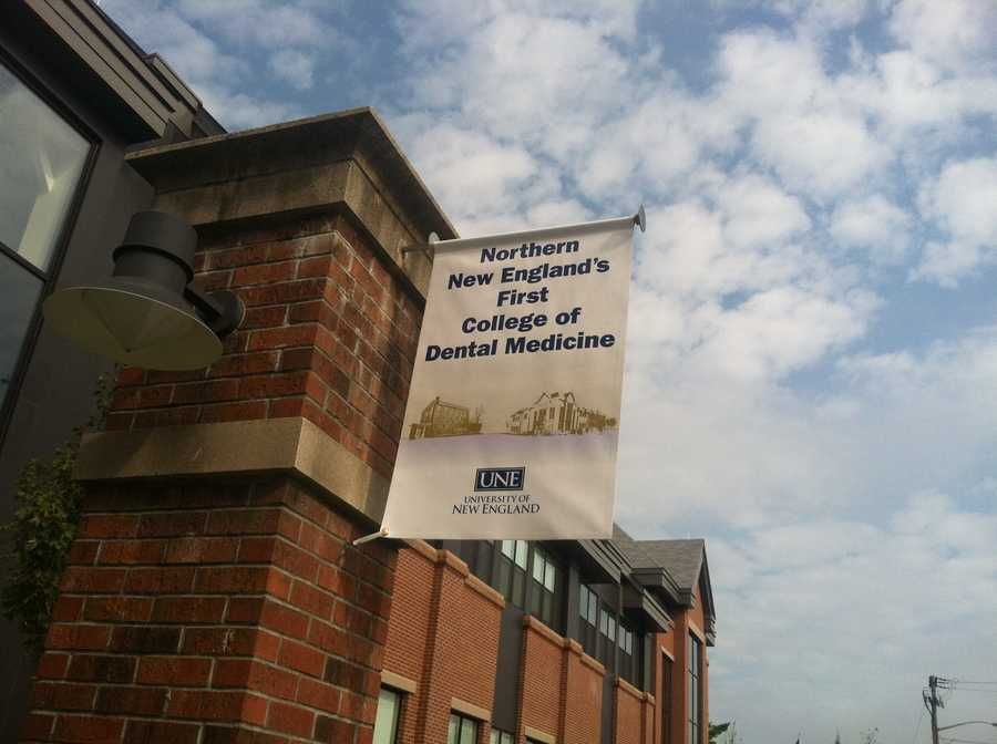 It is the first dental school in northern New England.