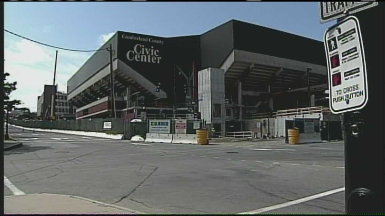 Portland Pirates reject deal to play at Cumberland County Civic Center
