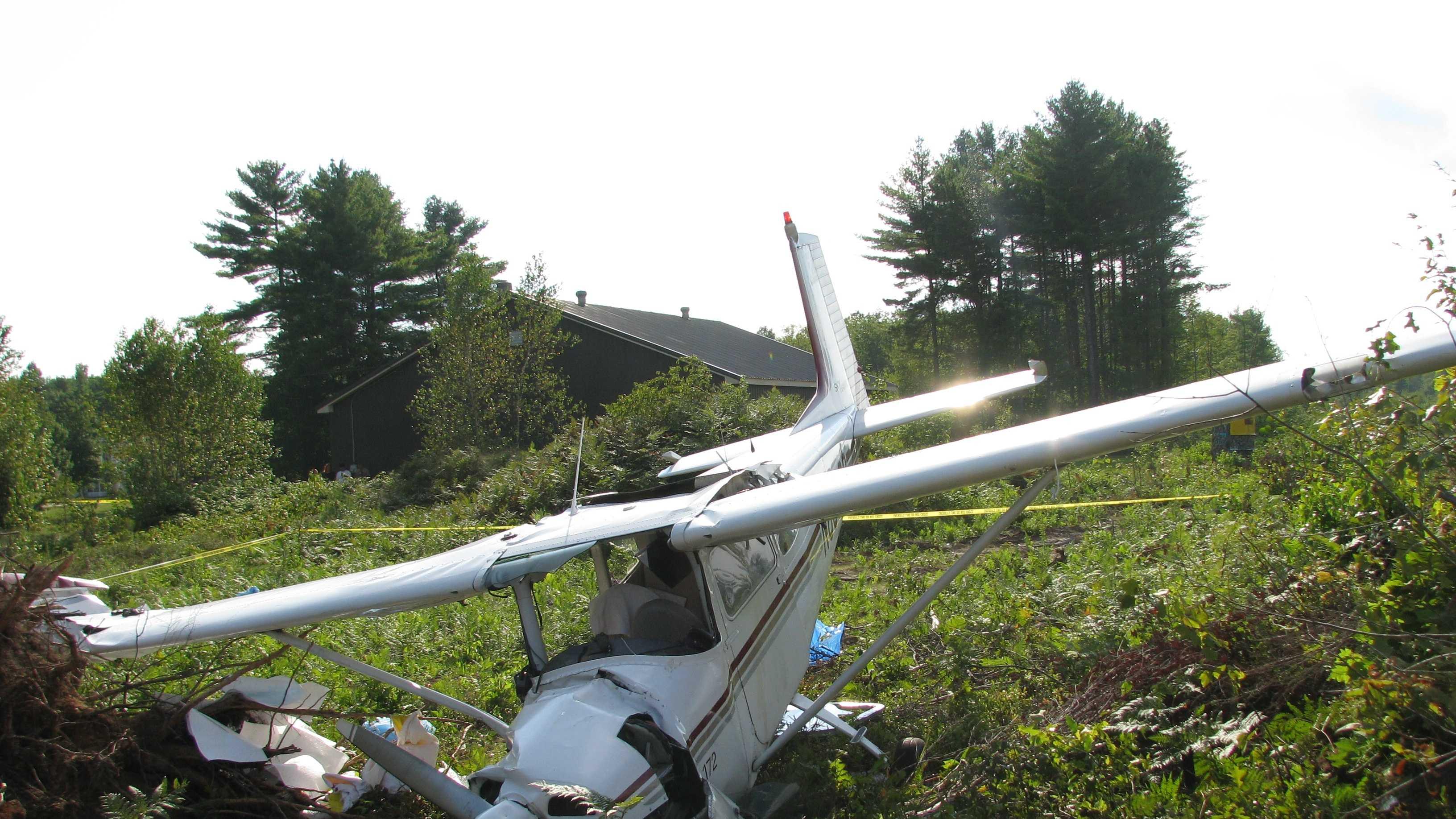 Limington plane crash