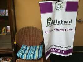 According to its website, Fiddlehead hopes to expand one grade level per year culminating with 5th grade.