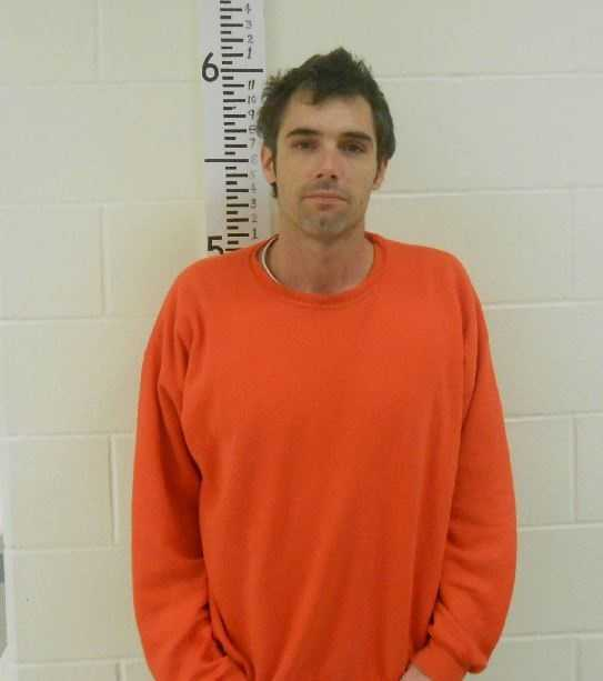 Cyrus Gould, 32, of Kennebunk, is charged with unlawful trafficking.