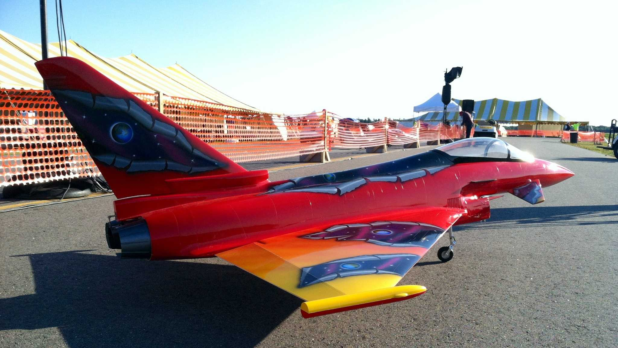 Maine Jet Rally and Model Expo