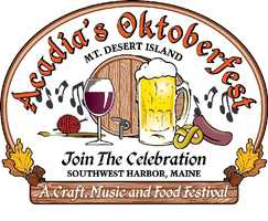 The Acadia's Oktoberfest Food and Crafts Festival will be held on Saturday Oct. 12 at the Sumggler's Den Campground in Southwest Harbor. Click here for more information.