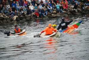 The Damariscotta Pumpkinfest and Regatta is a 10-day event that runs from Oct. 5-14 to celebrate all things pumpkin. Click here to get more information on the festival.