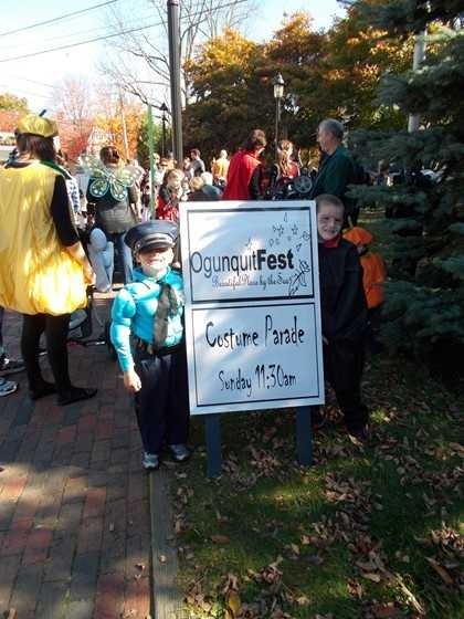 The 10th annual Ogunquitfest will be held Oct. 25-27 in Ogunquit. Click here for more information.