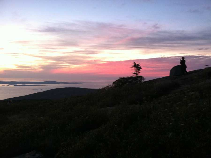 Acadia, September 2011