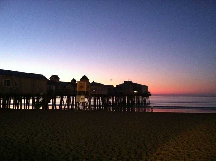 Old Orchard Beach, August 2011