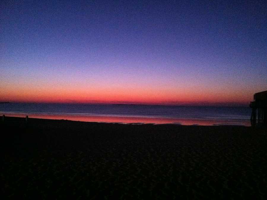 Old Orchard Beach, October 2011