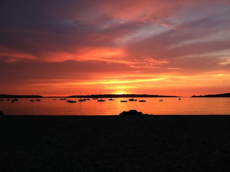 Willard Beach, June 2012