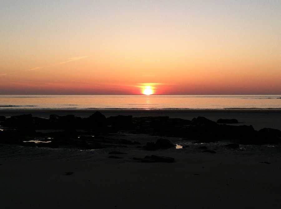 Willard Beach, March 2012