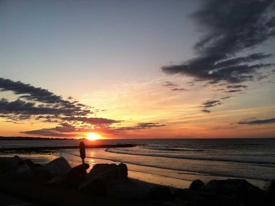 York Beach, June 2012