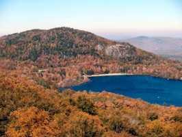 6. Franconia, New Hampshire