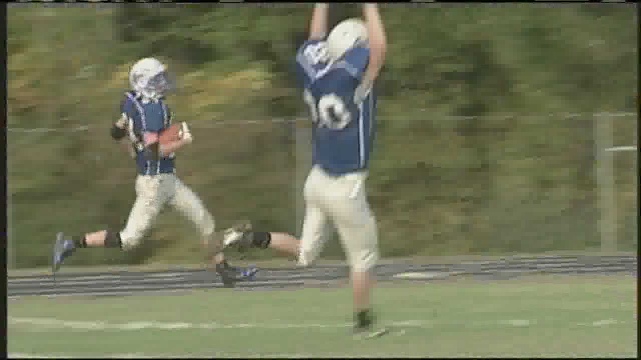 Highlights from week 5 of the high school football season.