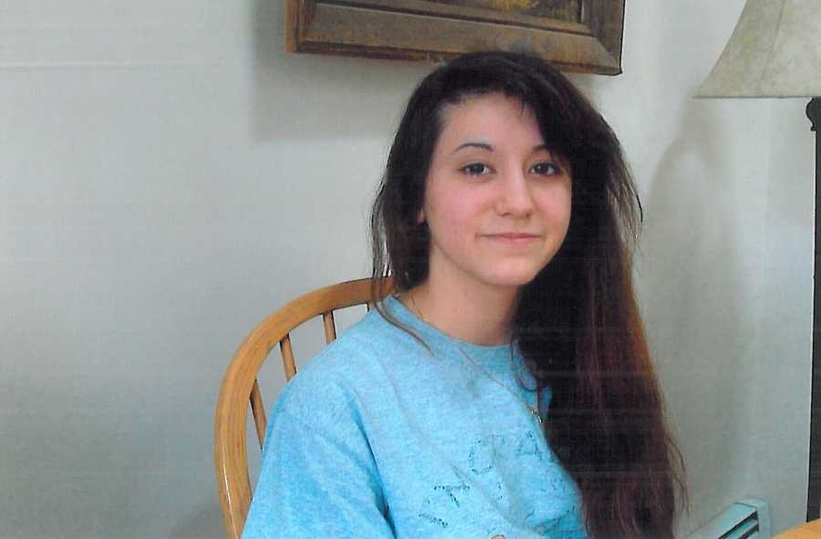 Conway, N.H., police are searching for a 14-year-old Abigail Hernandez who went missing Wednesday afternoon.