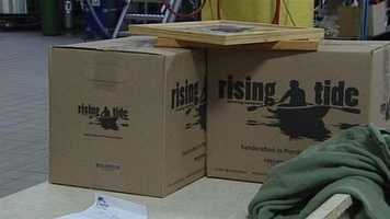 At the very least, Rising Tide will be allowed to sell its new beer in the state of Maine, Sanborn said. The company just won't be able to get cleared to ship it across state lines until the shutdown is over.