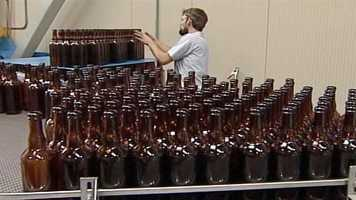 Breweries have been unable to get federal approval to get some of their products to customers.