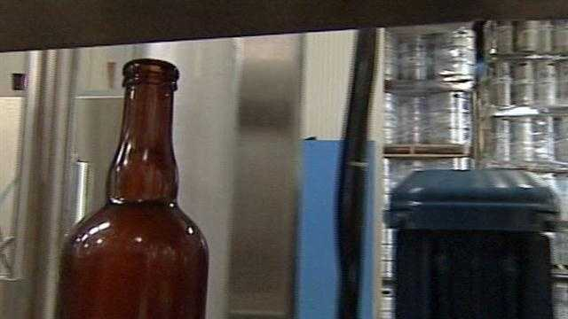 Beer bottles may be hitting a bottleneck because of the shutdown as brewers need the federal Alcohol and Tobacco Tax and Trade Bureau to approve recipes and labels for beers that are made with unconventional ingredients.
