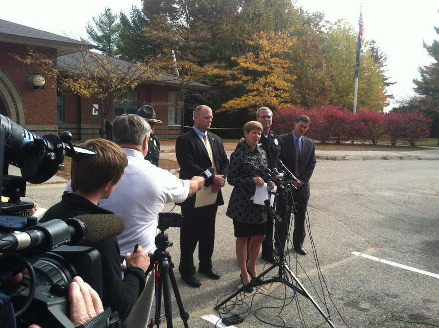 Investigators held a news conference Friday afternoon where New Hampshire Assistant Attorney General Jane Young said between 30 and 50 people are searching for Hernandez and the investigation is still being treated as a missing person's case.