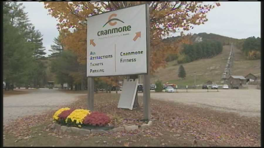 A ping from her cellphone appeared around 6:30 p.m. Wednesday near Cranmore Mountain Resort, shortly before she was reported missing.