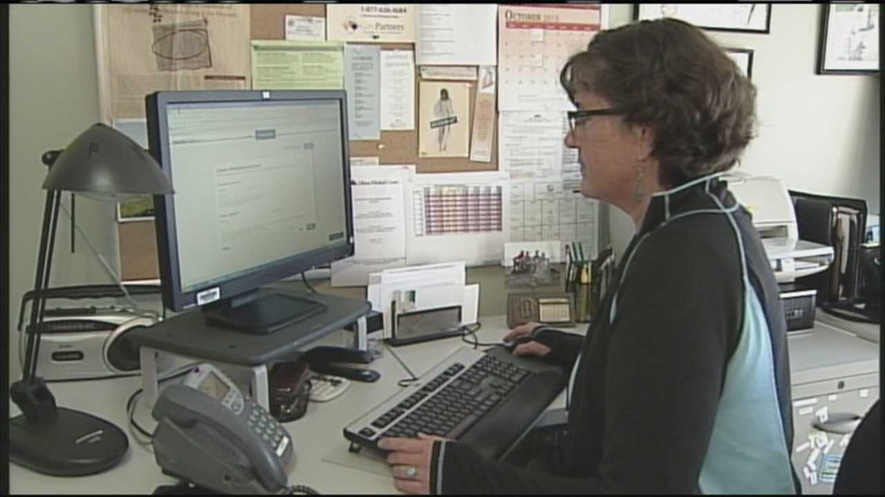 Maine companies like Care Partners and Maine Health Partners are staying busy helping people sign up for insurance under the Affordable Care Act.