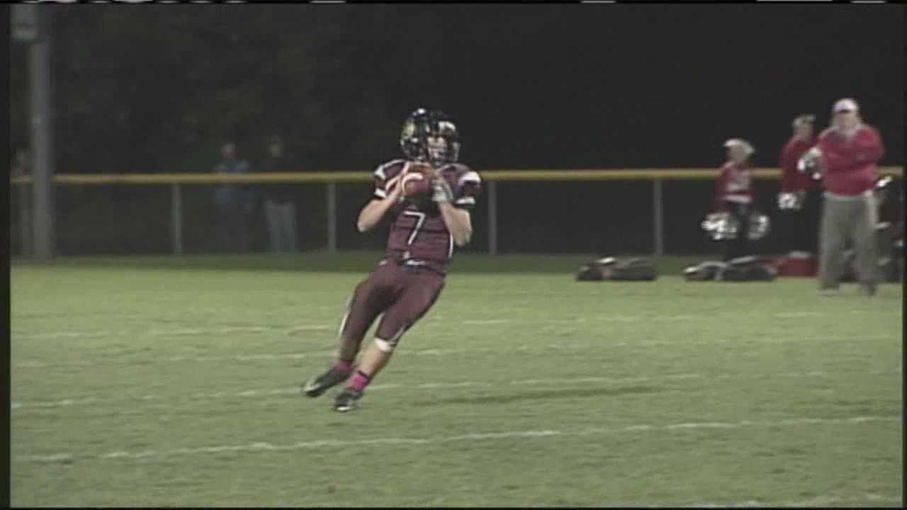 Highlights from week 7 of the high school football season.