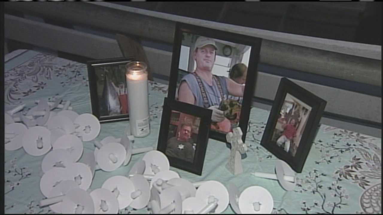 Local fisherman remembered at Ogunquit candlelight vigil
