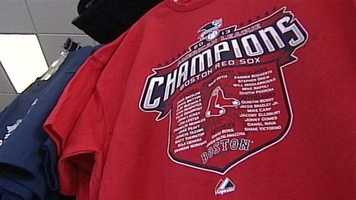 Mainers have Red Sox fever as the team gets ready to play in its first World Series since 2007.