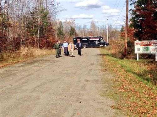 Police said Ayla's parents were notified of search efforts today. McCausland said they were given minimal details.