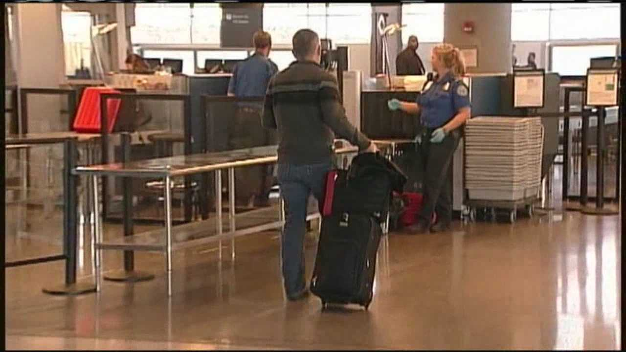 Portland Jetport to expand security pre-screening