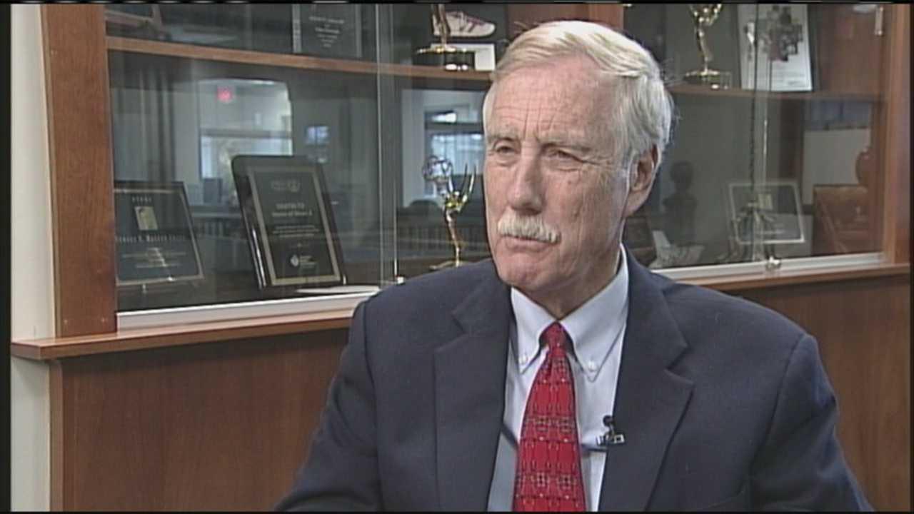 Senator King calls Healthcare.gov glitches inexcusable