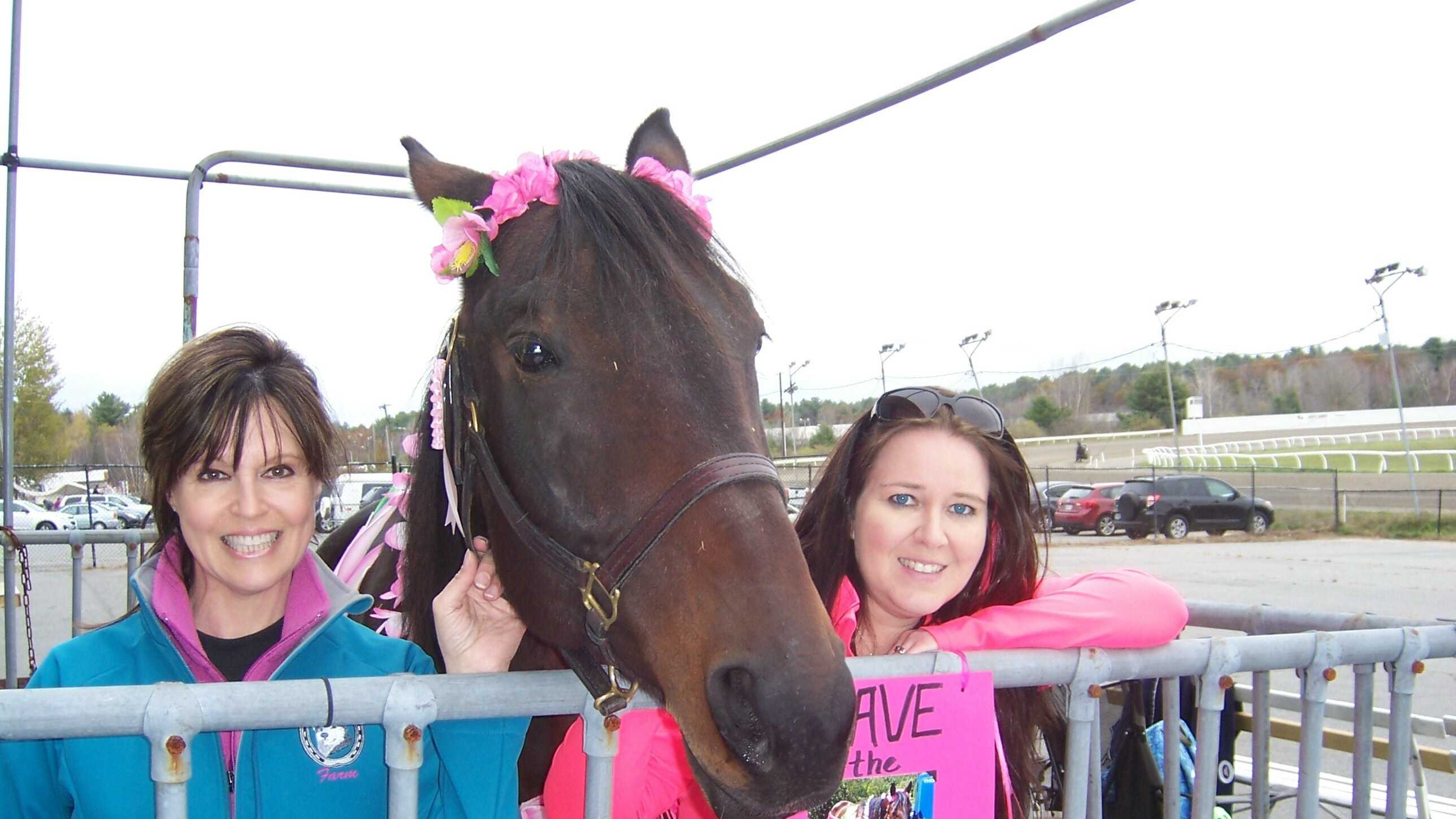 Drive for a Cure at Scarborough Downs