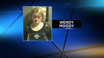 Wendy Moody is facing prostitution and drug charges