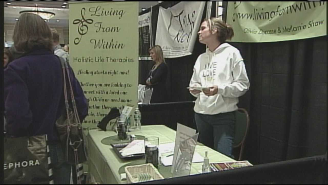 Health and Wellness Expo held in South Portland