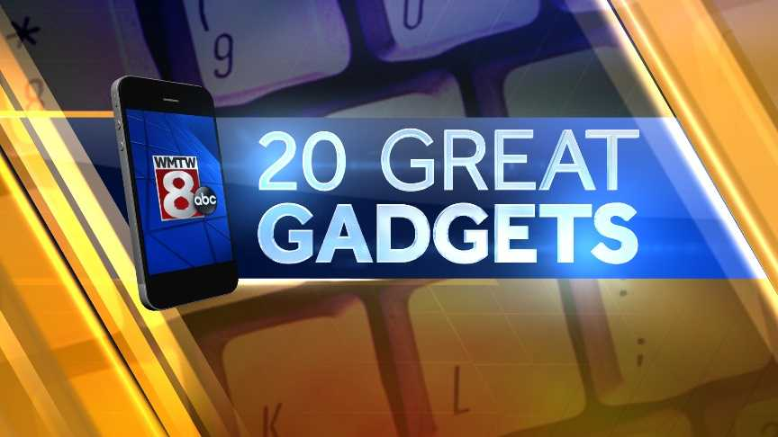 During the month of November WMTW News 8's Norm Karkos is sharing 20 Great Gadgets just in time for the holiday season. Click through to see each day's report from WMTW News 8 This Morning. A new report will be added each day.