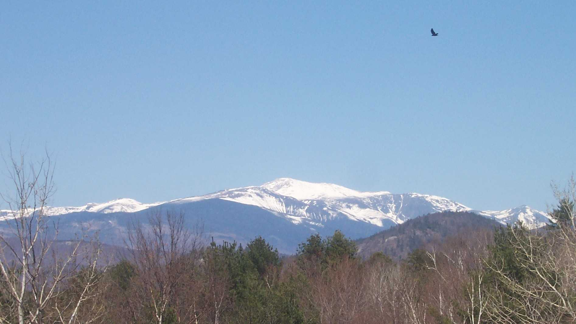 "Mt. Washington, ""The highest mountain in the United States to the east of the Rockies and north of North Carolina.""""Deserves its rank as monarch of the White Mountains as much for the grandeur of its form as for its height."""