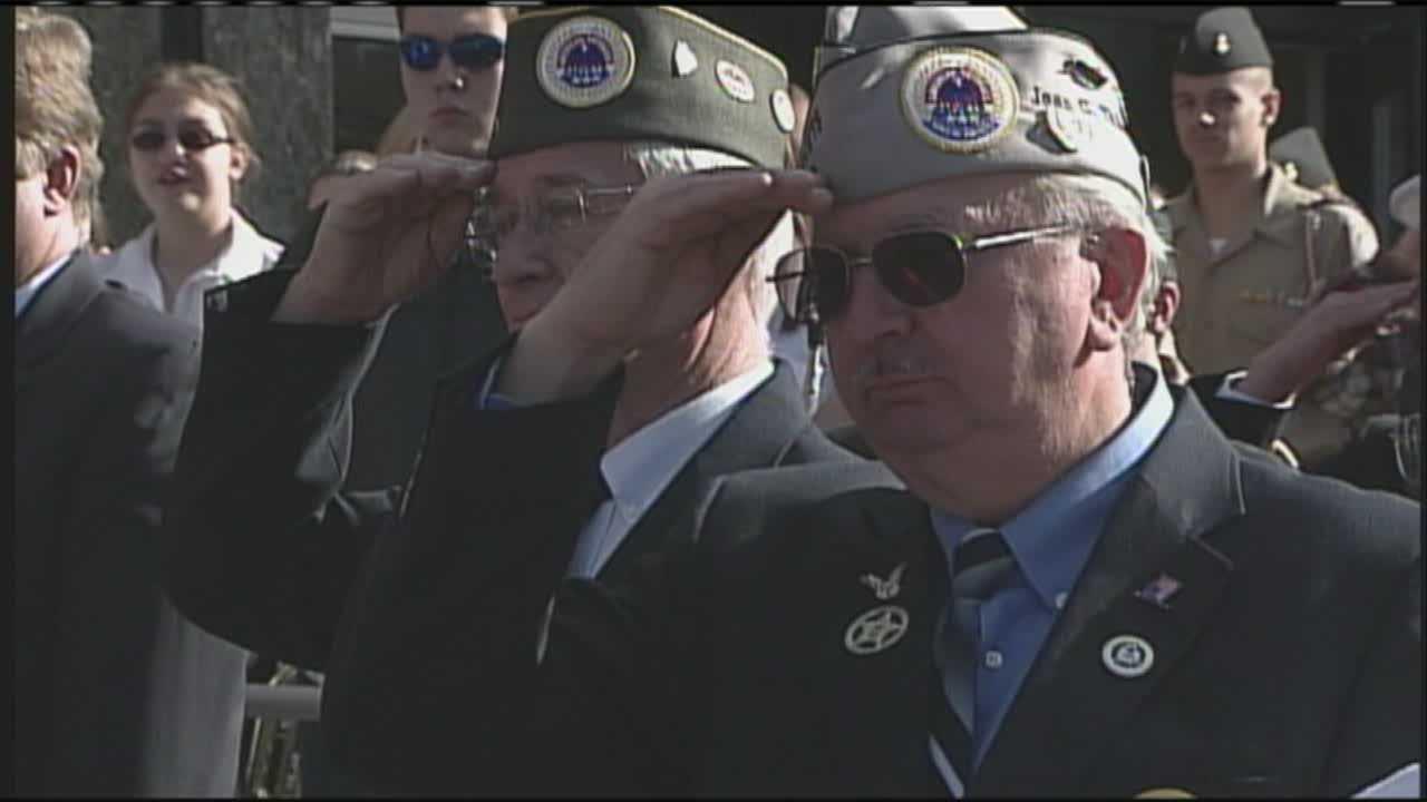 Sanford Veterans Day