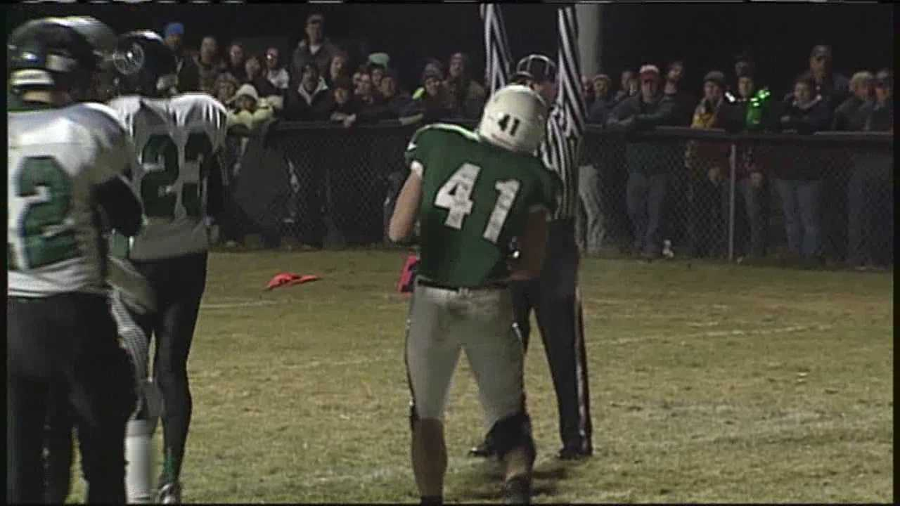 Leavitt pulled away to beat Spruce Mountain.