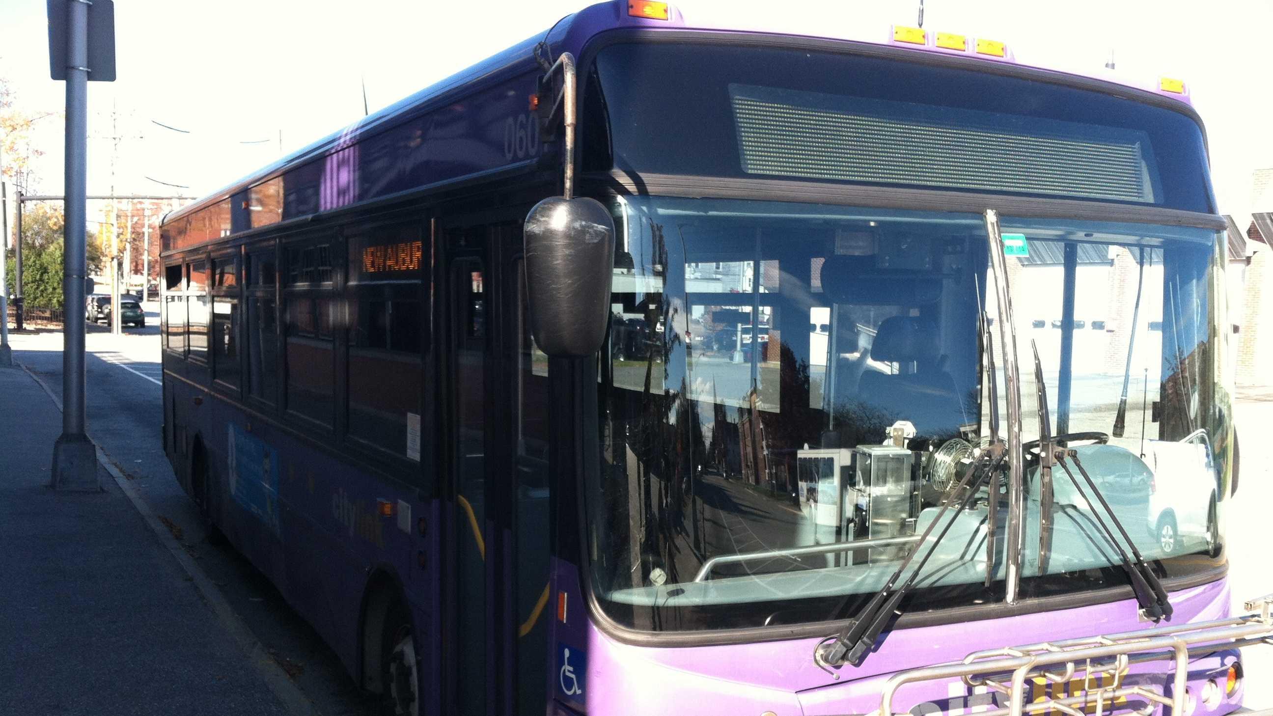 Citylink bus