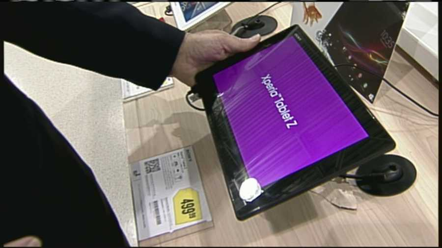 WMTW News 8's Norm Karkos looks at all the tablets on the market this holiday season. Click here to watch.