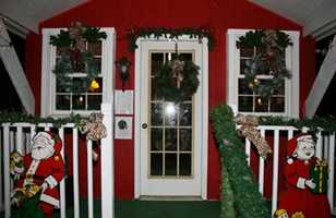 Kringleville, November 27-December 22, 93 Main Street, Waterville. Click here for more details.