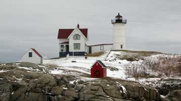 Lighting of the Nubble, November 28, Festivities begin at 5 p.m., York Beach.